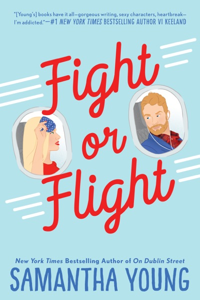 Fight or Flight - Samantha Young book cover