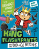 Andy Riley - King Flashypants and the Boo-Hoo Witches artwork