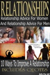 Relationships - 10 Ways To Improve A Relationship