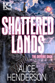 Shattered Lands - Alice Henderson book summary
