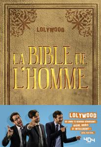 La Bible de l'Homme La couverture du livre martien