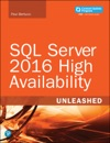 SQL Server 2016 High Availability