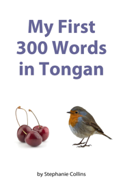 My First 300 Words in Tongan
