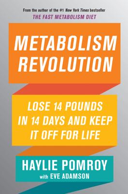 Metabolism Revolution - Haylie Pomroy book