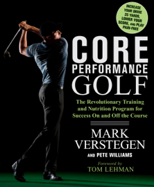 Core Performance Golf book