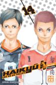 Haikyu !! - Les As du volley T14 Book Cover