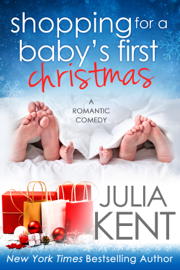 Shopping for a Baby's First Christmas book