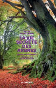 La vie secrète des arbres La couverture du livre martien
