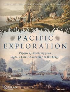 Pacific Exploration La couverture du livre martien