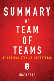 Summary of Team of Teams book