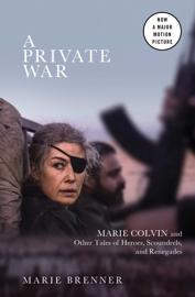 A Private War book