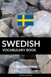 Swedish Vocabulary Book A Topic Based Approach