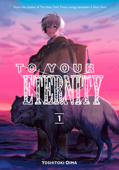 To Your Eternity Volume 1 Book Cover