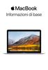 Apple Inc. - Informazioni di base su MacBook Grafik