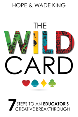 The Wild Card - Wade King & Hope King book