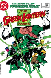 GREEN LANTERN CORPS (1986-) #201