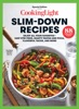 Cooking Light Slim-Down Recipes