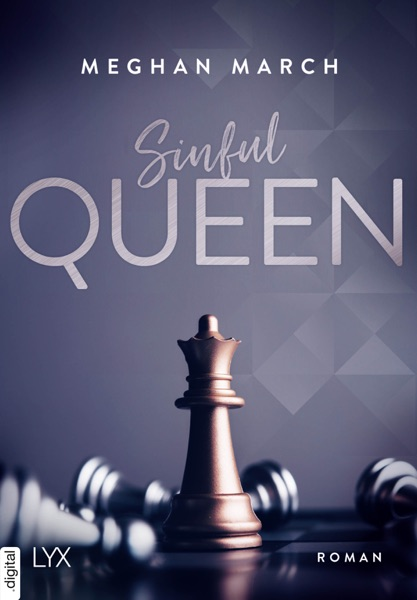 Sinful Queen - Meghan March book cover