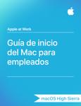 Guía de inicio del Mac para empleados