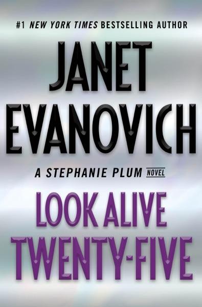 Look Alive Twenty-Five - Janet Evanovich book cover