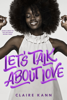 Claire Kann - Let's Talk About Love artwork