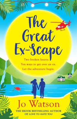 Jo Watson - The Great Ex-Scape book