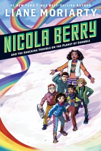Nicola Berry and the Shocking Trouble on the Planet of Shobble #2