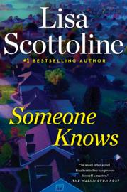 Someone Knows - Lisa Scottoline book summary