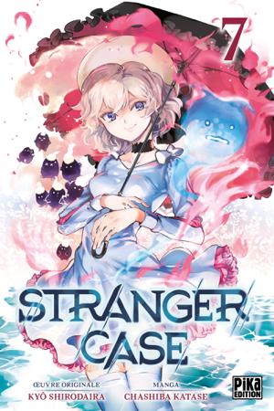Stranger Case T07 - Chashiba Katase & Kyo Shirodaira