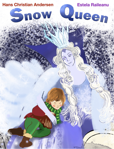 The Snow Queen (ILLUSTRATED EDITION)