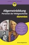 Allgemeinbildung Personen Der Weltgeschichte Fr Dummies