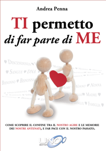 Ti permetto di far parte di me Libro Cover