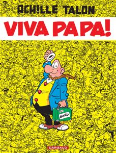 Achille Talon - Tome 20 - Viva Papa ! La couverture du livre martien