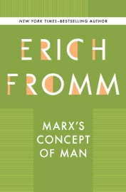 Marx's Concept of Man PDF Download
