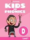 Learn Phonics D - Kids Vs Phonics IPhone Version