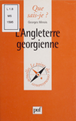 L'Angleterre georgienne Book Cover