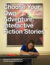 Choose Your Own Adventure: Interactive Fiction Stories