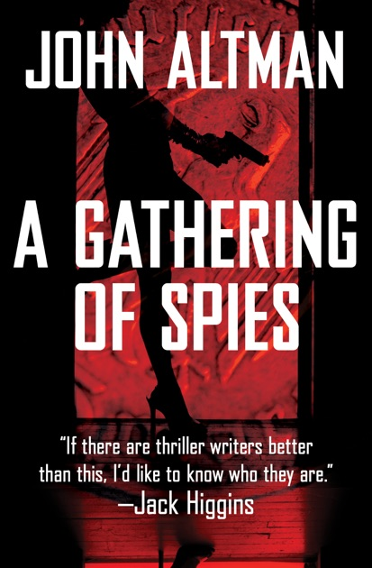 A Gathering Of Spies By John Altman On Apple Books