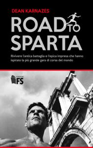 Road to Sparta Copertina del libro