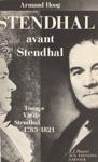 Vie De Stendhal 1 Stendhal Avant Stendhal  1783-1821