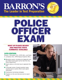BARRONS POLICE OFFICER EXAM, 10TH EDITION