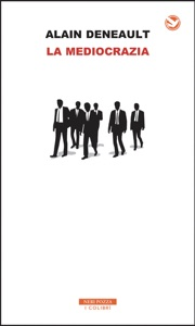 La mediocrazia Book Cover