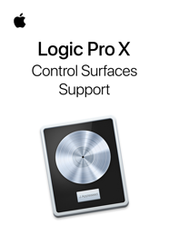 Control Surfaces Support Guide for Logic Pro X