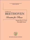 Beethoven Moonlight Sonata  Op.27 No.2