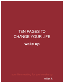 10 Pages to Change Your Life