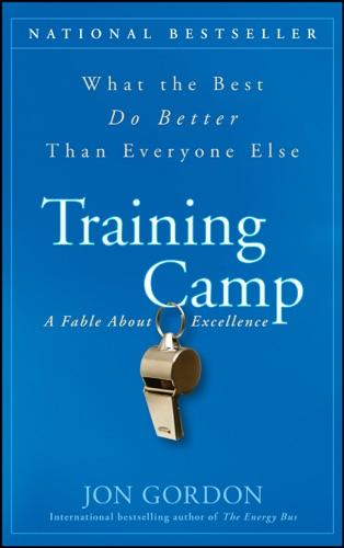 Jon Gordon - Training Camp.