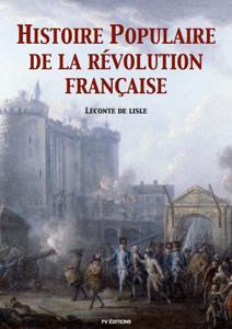 Histoire Populaire de la Révolution Française La couverture du livre martien