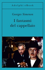 I fantasmi del cappellaio Book Cover