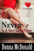 Donna McDonald - Never Is A Very Long Time bild