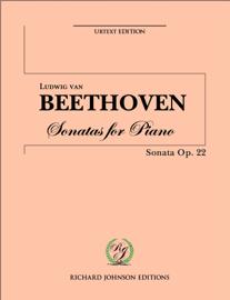 Beethoven Piano Sonata No. 11  Op 22